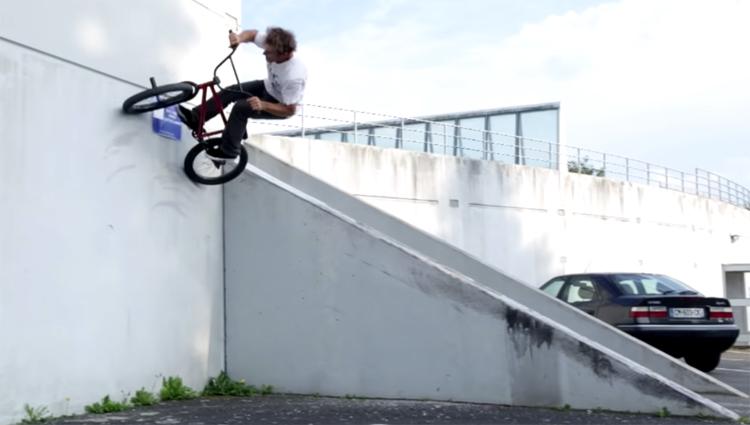 Luc Legrand BMX Video