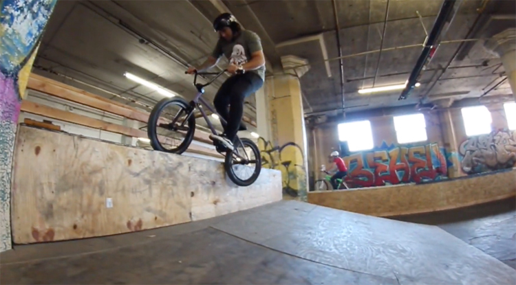 Mike's Bike Park BMX Mixtape Video