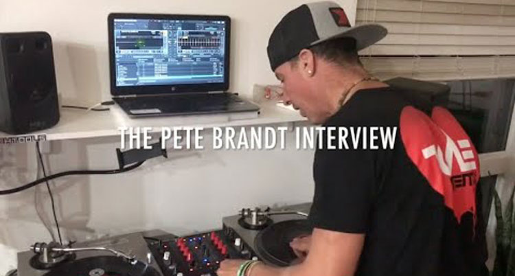 Pete Brant BMX Interview