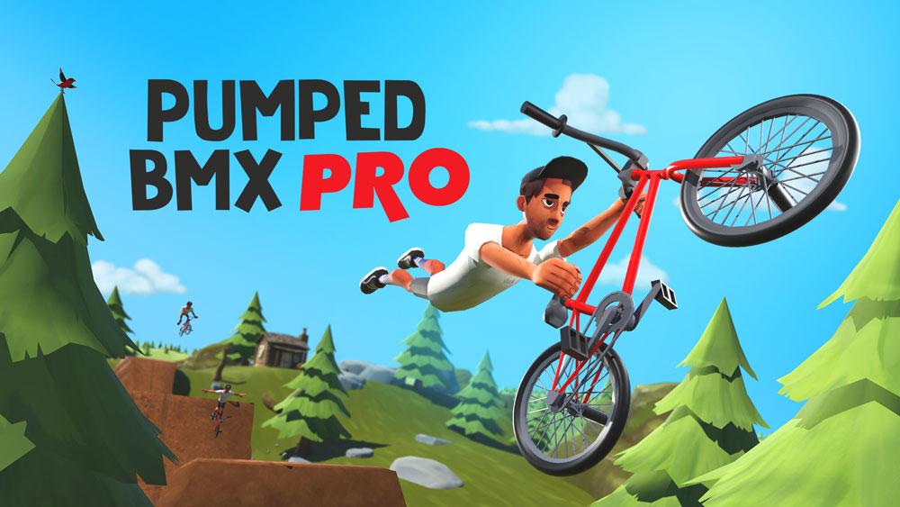 Pumped BMX Pro Game