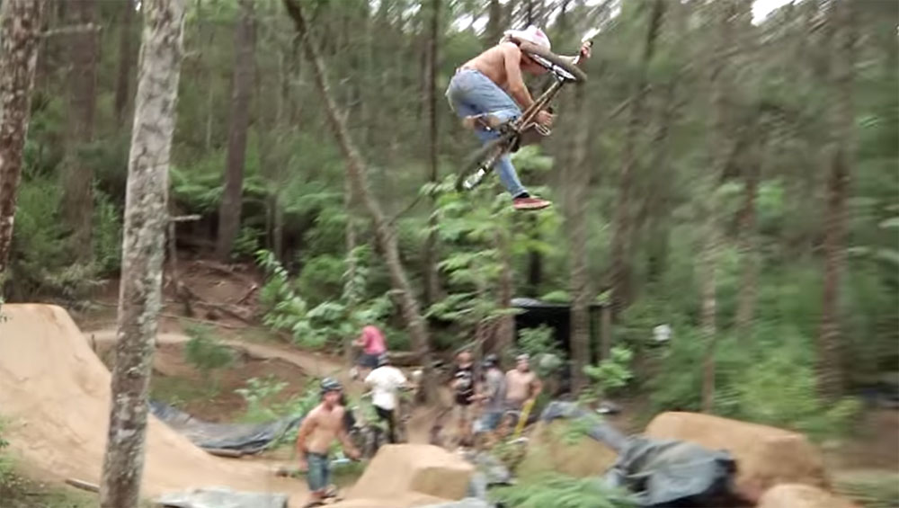 S&M Bikes Live Free or DIe New Zealand BMX Video