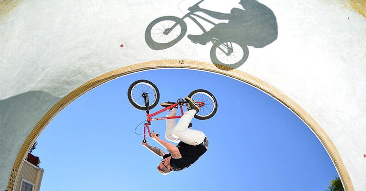 Space Brothers Podcast BMX Steve Crandall