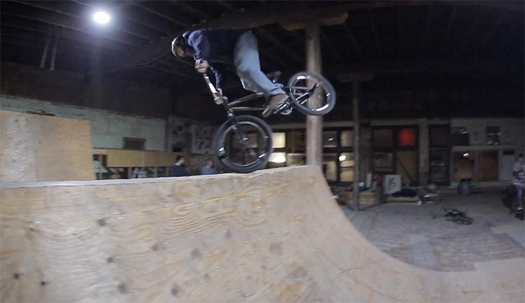 Standard Bykes The Brake Room BMX video