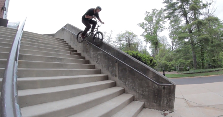 The Daily Grind BMX ReRouting BMX DVD full video