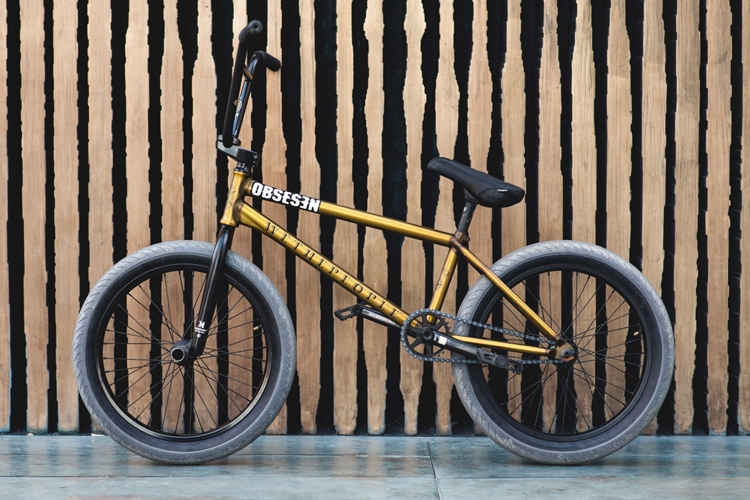 Wethepeople BMX Matej Zan Bike Check BMX