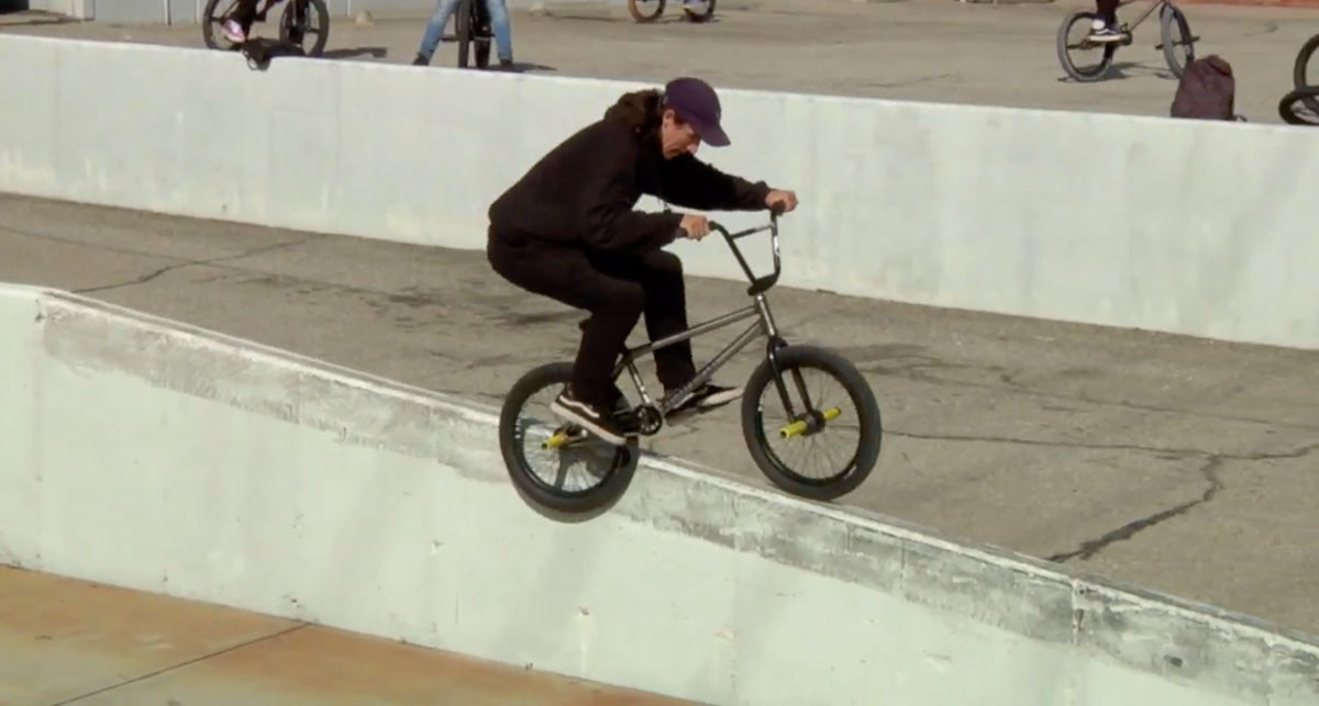 Wethepeople BMX Shop Stop Los Angeles