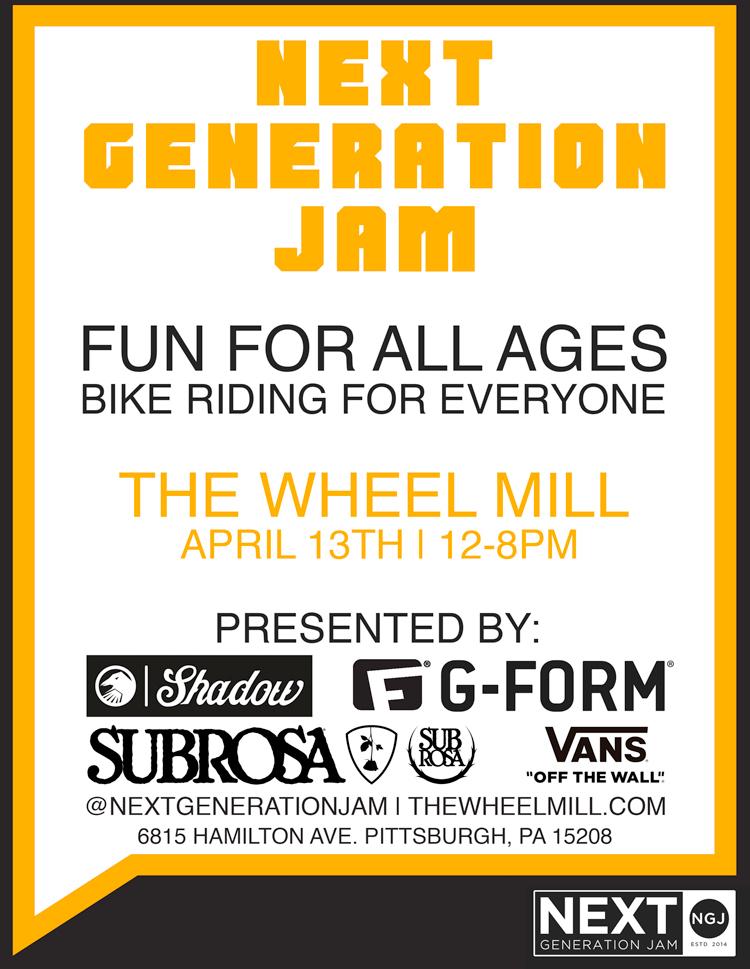 Next Generation Jam 2019 BMX