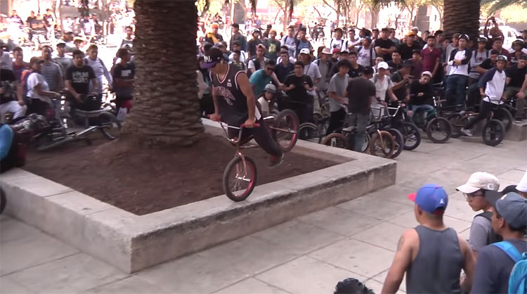 All Day BMX Shop Street Jam 2019 BMX Highlights