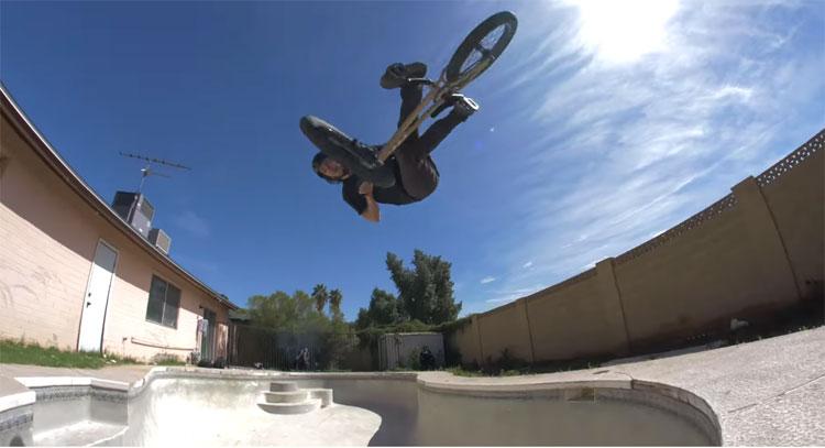 Cult BMX Arizona Trip BMX video