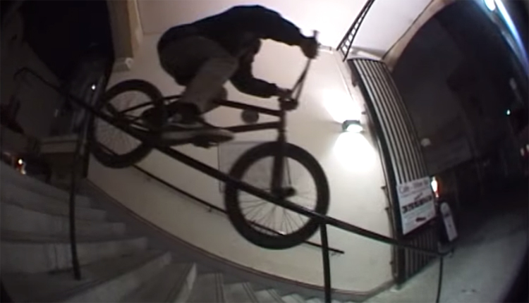Emerson Morgan Animal Bikes BMX video