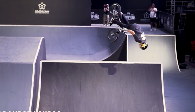 Fise Battle of Champions BMX video
