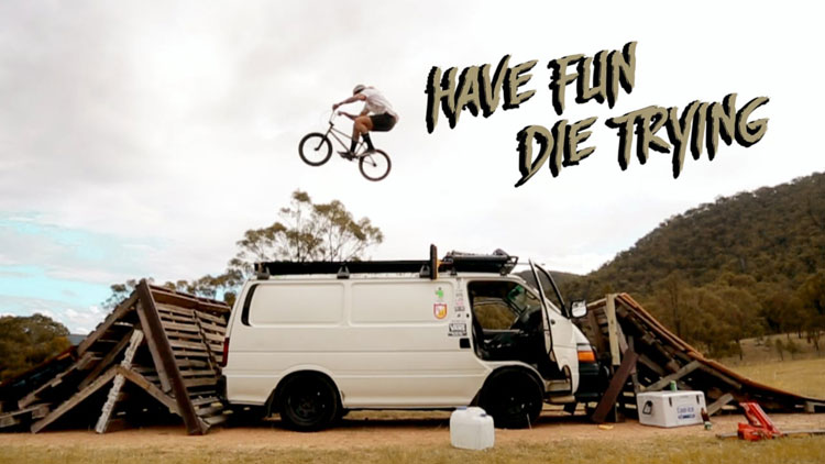 Have Fun Die Trying BMX video 2019