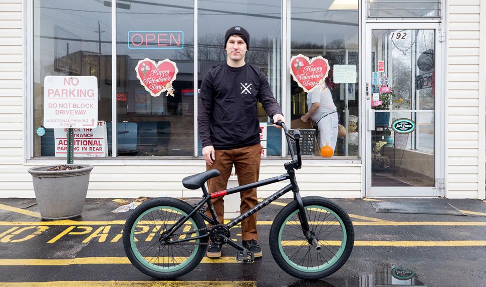Wethepeople BMX Justin Koebele BMX Bike Check