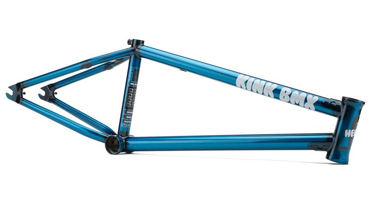 Kink BMX Nathan Williams Signature Frame