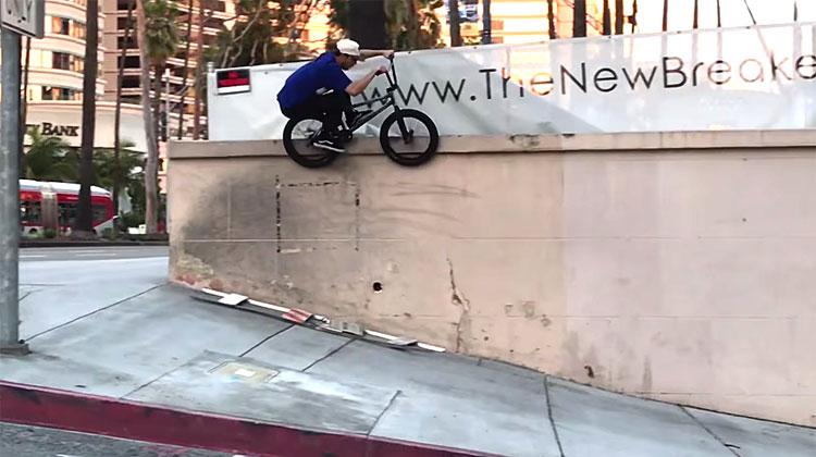 Long Beach Days Hobie Doan Miki Fleck BMX