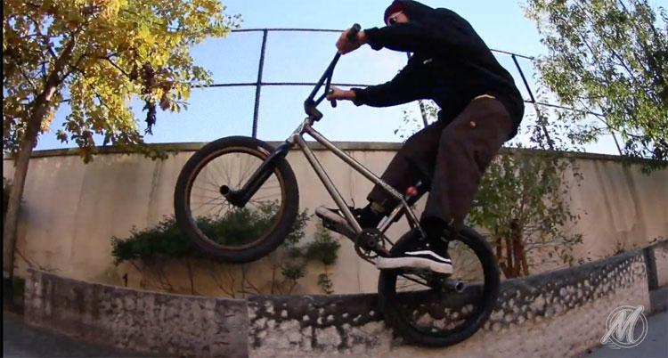 Meseroll Bike Shop BMX Mixtape Video