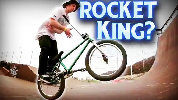 Montana Ricky Rider Spotlight Pasha Nikonov BMX video