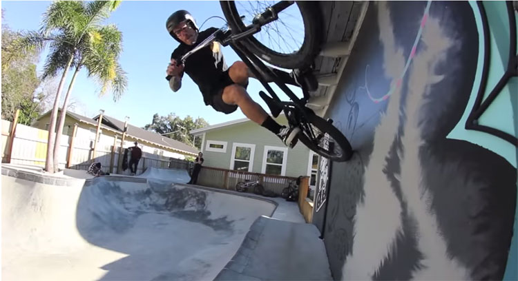 Profile Racing Neighborhood Crawl BMX video