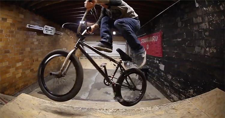 Standard Bykes Jerrod Glasgow Crankflip BMX video