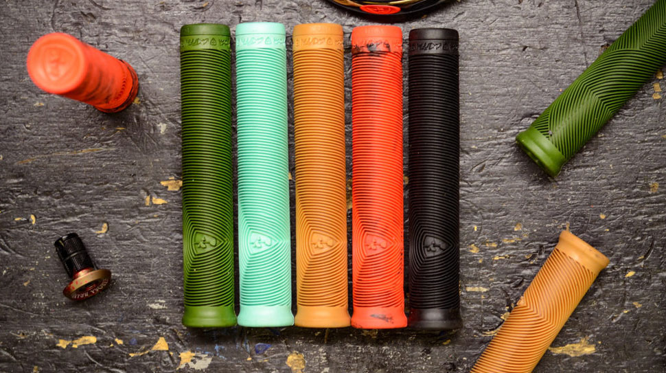 Subrosa Griffin Grips BMX Mark Burnett
