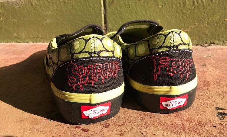 Florideah Swampfest Vans BMX