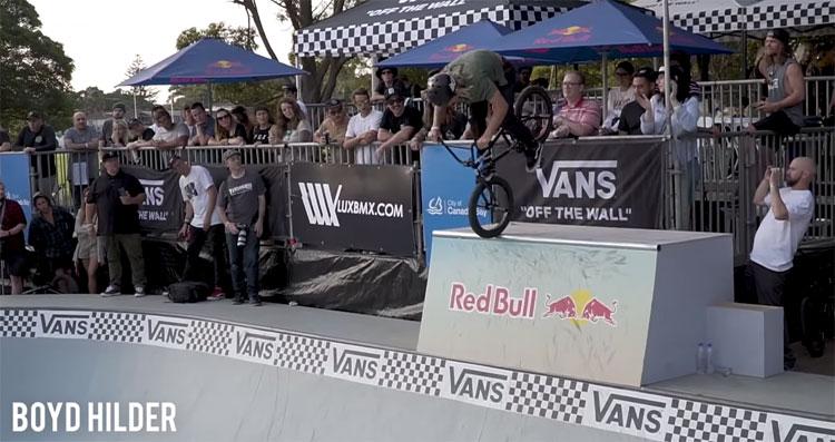 Vans BMX Pro Cup Sydney Highlights Video