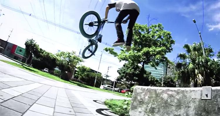 Andres Ochoa BMX Video