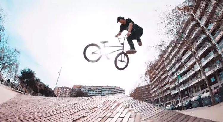 Barcelona BMX Trip Lost In Paradise BMX video