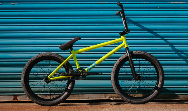 BSD Alex Donnachie BMX Bike Check