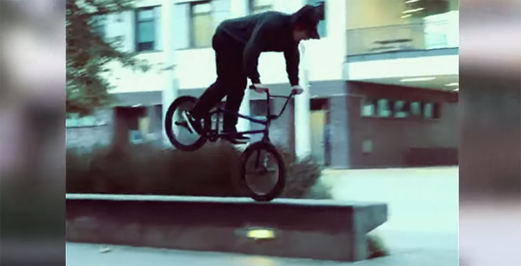 Dillon Lloyd Wethepeople BMX instagram compilation