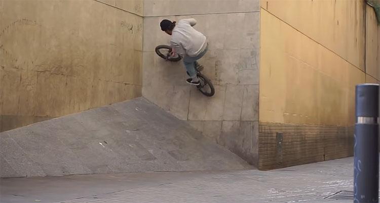 Enzo Benedetti BMX Video