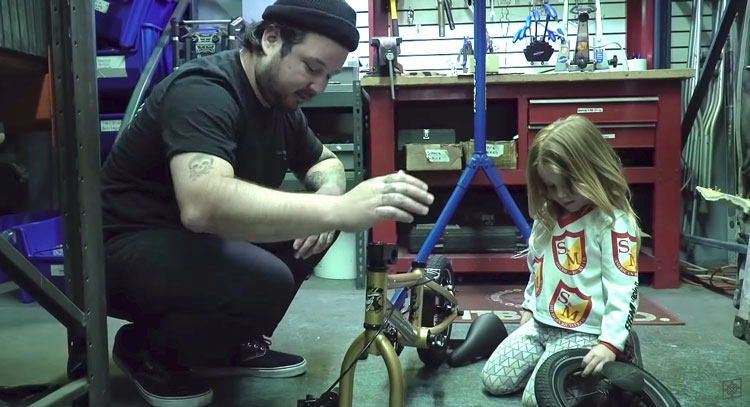Fit Bike Co. – Keys To The Cage: Teaching a 4 Year Old How to Build a Bike