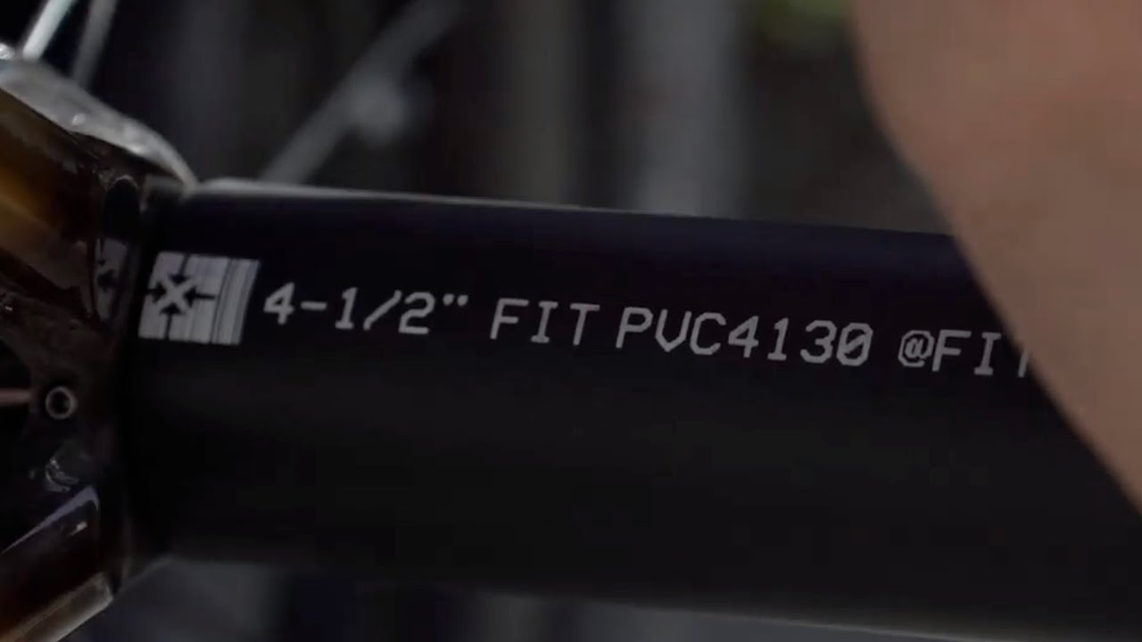 Fit Bike Co. PVC Peg BMX video
