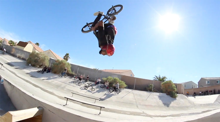 Get Ditched 3 BMX video