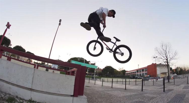 Haro BMX Lisbon Portugal BMX video