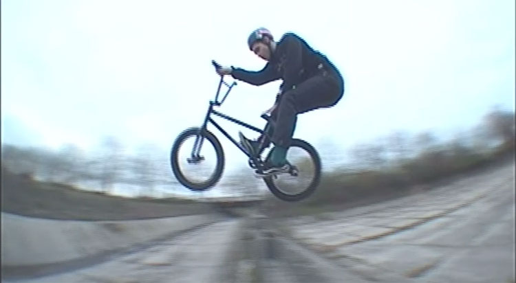 Kai Schulte BMX Video Radio Bikes