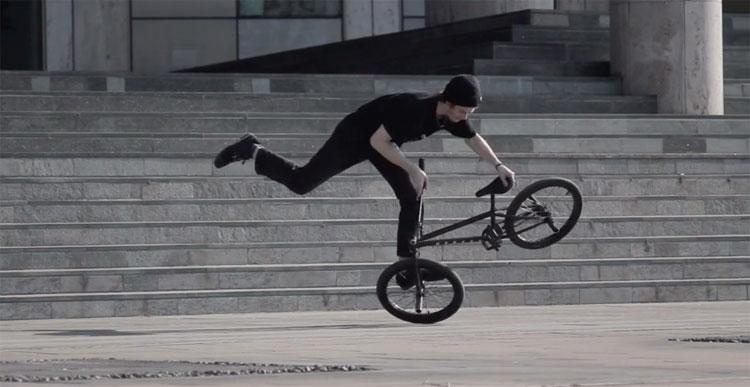 Matthieu Bonnecuelle Grow BMX video