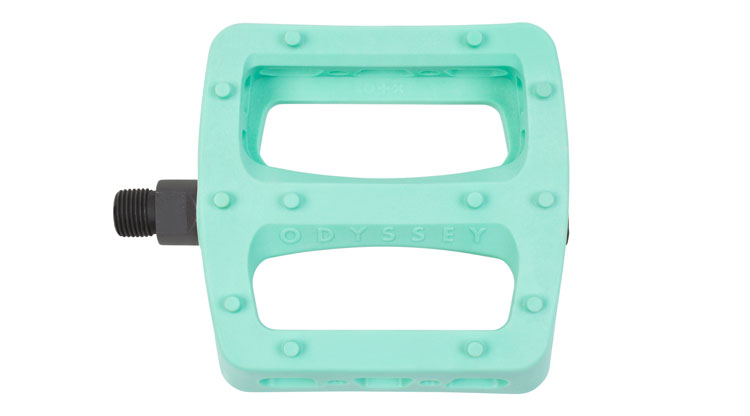 Odyssey BMX Twisted Pro Pedals Toothpaste