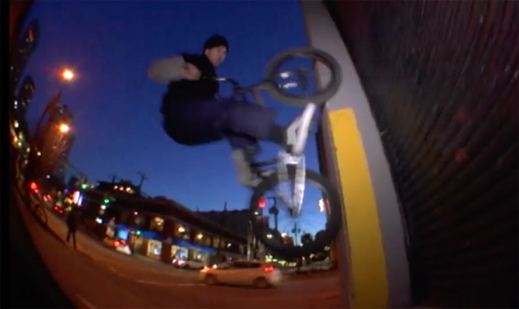 On The Loose BMX Video