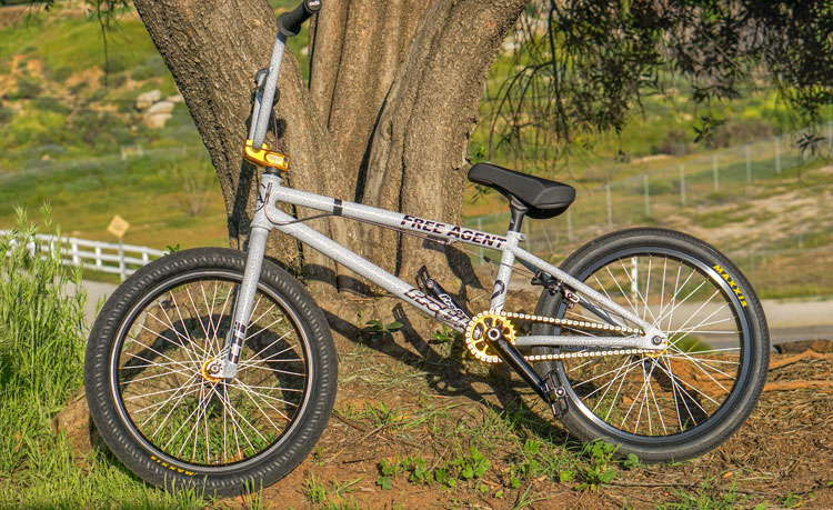 Profile Racing Jared Eberwein BMX Bike Check