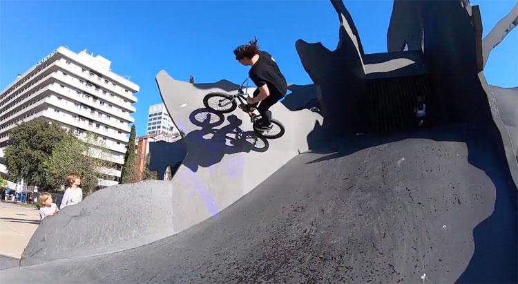 Skabanga Crew Barcelona BMX