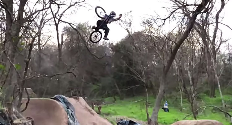 SM Bikes ATX Sesh BMX video