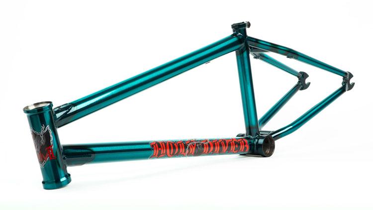 S&M Bikes Holy Diver BMX Frame