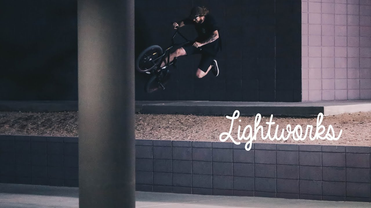 Troy Blair Lightworks BMX video
