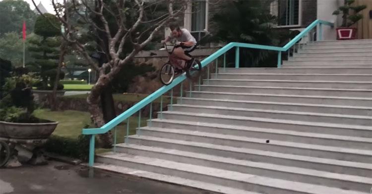 World Deece In Vietnam BMX video
