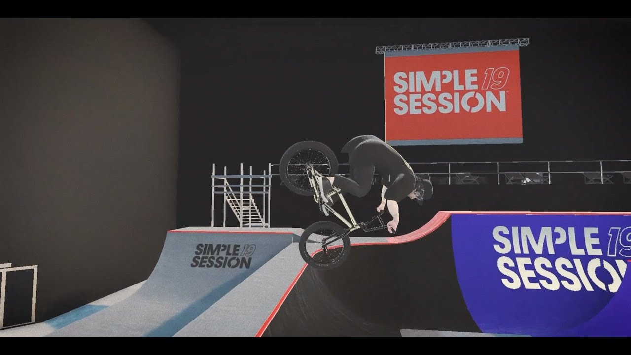 BMX Streets Pipe Simple Session Map video