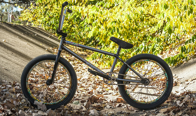 Colony BMX Dean Anderson Bike Check
