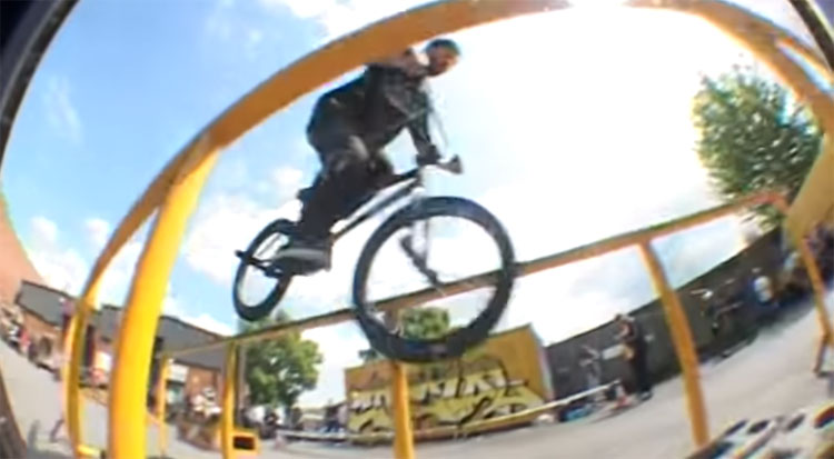 Doom Jam Bristol BMX video