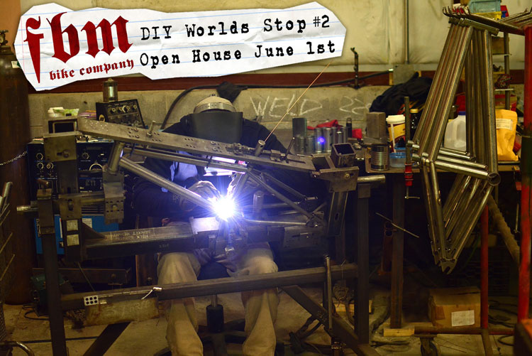 FBM DIY World Championships and Open House BMX