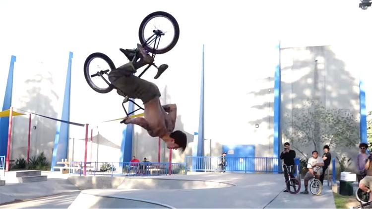 Fit Bike Co. Don's BIke Shop Jam BMX video